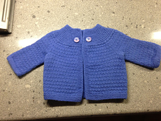 5c3951aa2 Ravelry  Unisex Baby Sweater pattern by Jayme Glover