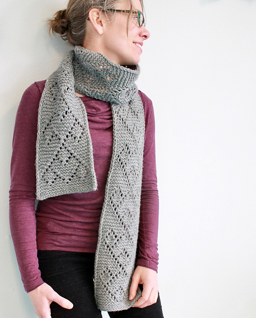 Flight Plan Scarf