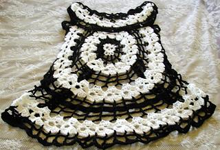 6c64bcd74 Ravelry  Bone Dance Creepy Skull Circle Vest pattern by Spider Mambo
