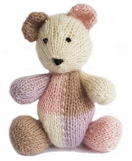 Alternate body and head for Modern Teddy Bear pattern by Two Sisters Teddy  Bear
