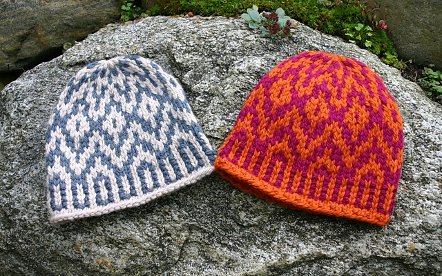 Two Strands | Norwegian and Fair Isle Knitting