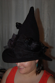 956a640beb6 Ravelry  Enchanting   Magical Witch Hat pattern by Anne Carroll Gilmour