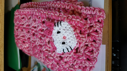 Ravelry: hello kitty appliqués small and large pattern by sonea delvon
