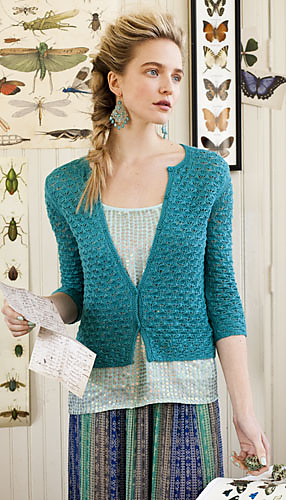 Ravelry: Vogue Knitting, Spring/Summer 2013 - patterns