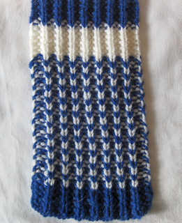 Ravelry: Fluted Rib Scarf pattern by Sarah Burton