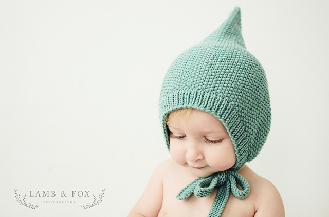 how to make a baby pixie hat 2016
