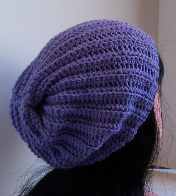 7a247f03e5b Ravelry  Allston Unisex Super Simple Slouchy pattern by Kristina Olson