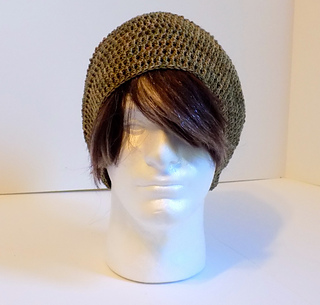 84bd3c0459d Ravelry  Take the Donuts Slouch Hat pattern by Kristina Olson