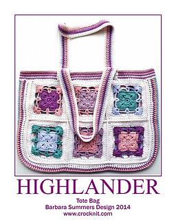 Highlander_tote_bag_barbara_summers_design_2014_small2