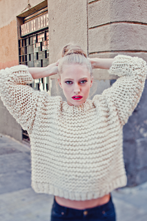 7fcfc31c92381a Ravelry  Nolita Sweater pattern by we are knitters