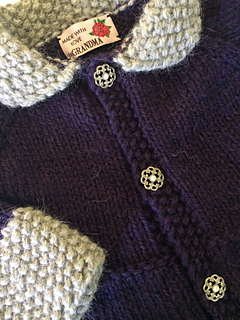 f8a07f1fb Ravelry  Baby + Toddler Tiered Coat and Jacket pattern by Lisa ...