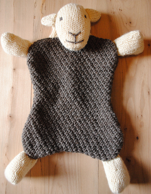 Ravelry Herdy Hot Water Bottle Cover Toy Pattern By Janice Anderson