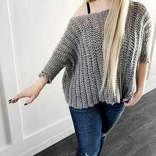 6e270c0fc70 Ravelry  Cedarbrook Sweater pattern by Mollie Conrad