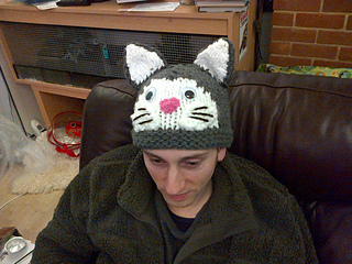 33d2fd74 Ravelry: Animal Hats: 15 patterns to knit and show off - patterns