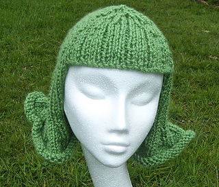 Ravelry  Flick Knitted Hat Wig c949225cd73
