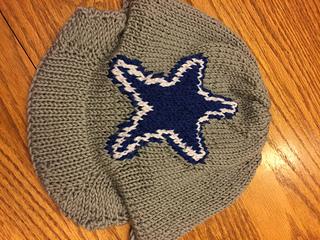 910c7eea355adc Cowboys Cap pattern by Genevieve Krzeminski - Ravelry