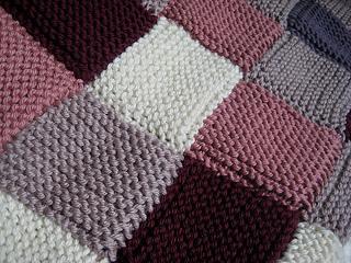 Ravelry Garter Stitch Blanket Pattern By Debbie Bliss