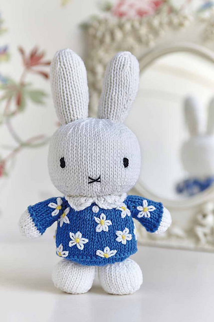Ravelry Its Miffy Pattern By Louise Watling
