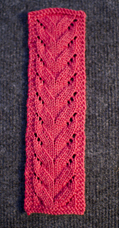 Ravelry: Loopy's Favorite Bookmark pattern by the loopy ewe