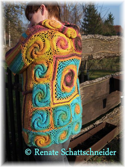 Ravelry: Nautila pattern by Renate Schattschneider