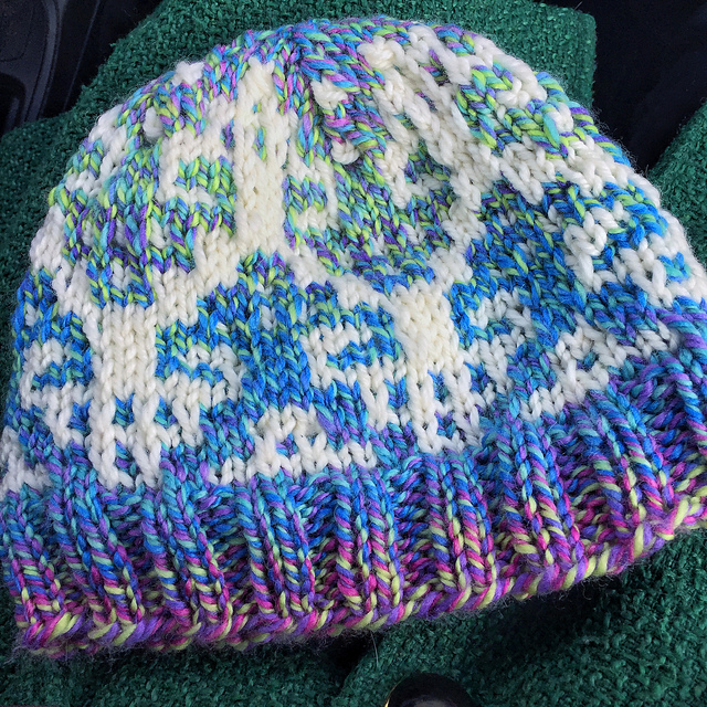 Indie Design Gift Along Hats, Hats and More Hats Part 1 9