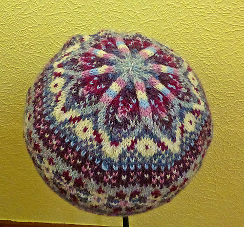 Ravelry: Fair Isle Hat pattern by Janet McMahon