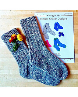 b450e168f03a Ravelry   29 Classic Socks for the family pattern by Melinda Goodfellow